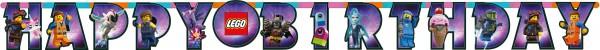 Lego Movie 2 Girlande 1,63m