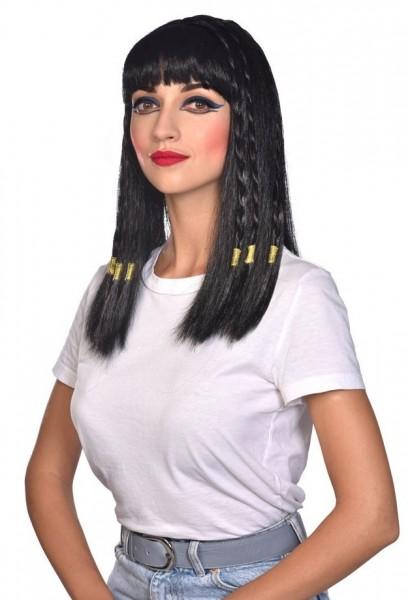 Egyptian pharaoh wig Cleo