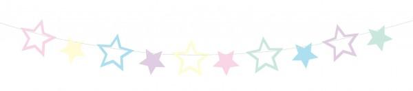 Einhorn Twinkle Girlande 1,4m