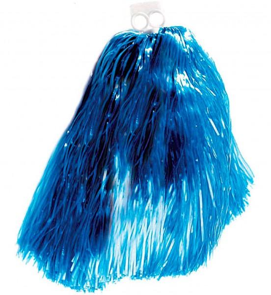 Blauer Ayleen Cheerleader Pompon