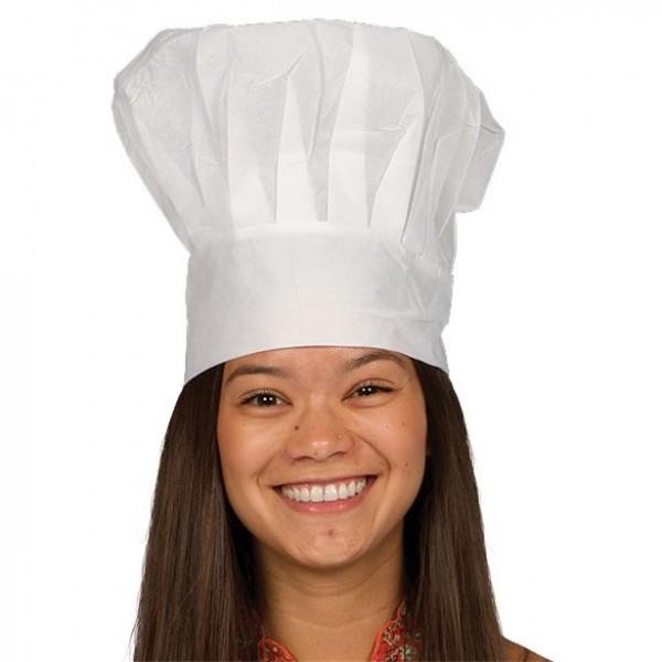 Cappello da cuoco usa e getta Louis