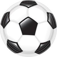 8 Fußball Game Time Teller 23cm