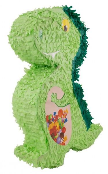 Pinata dinosaure vert 55cm