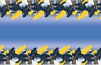 Batman Hero Tischdecke 2,13 x 1,37m