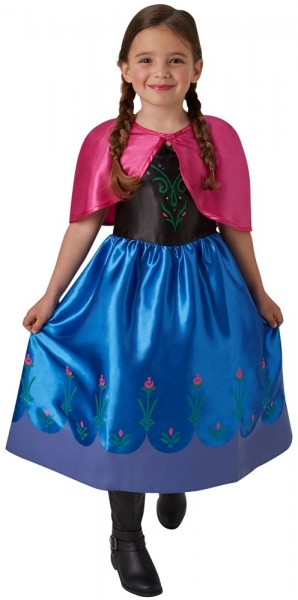Anna Frozen kinderkostuum