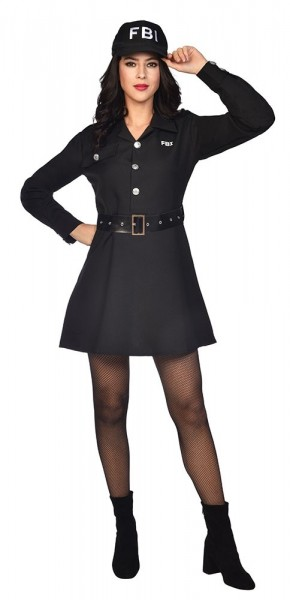 FBI Special Agent Linda Damenkostüm