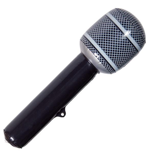 Aufblasbares Mikrofon 31cm
