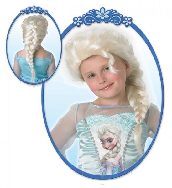 Frozen Elsa-Perücke Für Kinder