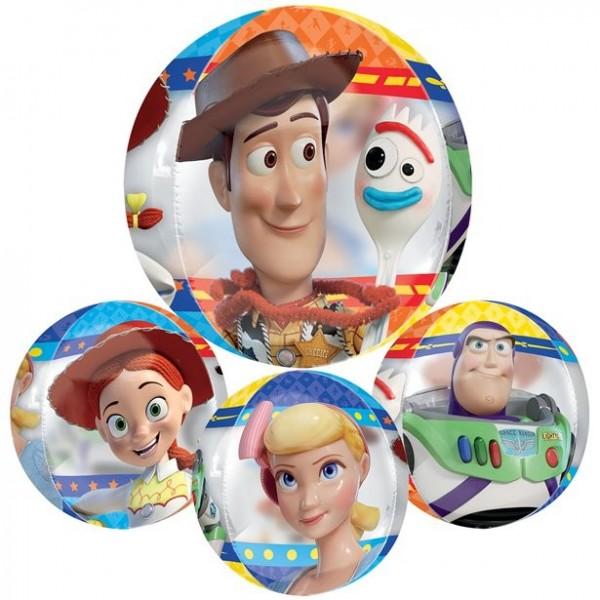Toy Story 4 Orbz Folienballon 41cm