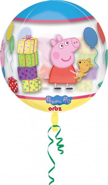 Folienballon Peppa Wutz Geburtstagsparty