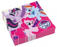 20 Servietten My Little Pony 33cm