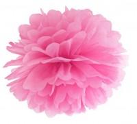 Pompon Romy pink 35cm