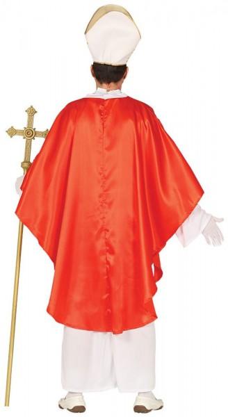 Bischof Gregorius Kostüm für Herren