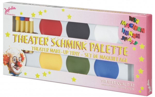 Theater Make-Up Palette