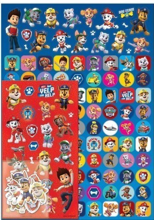 Paw Patrol XXL Sticker Set 21 x 35cm