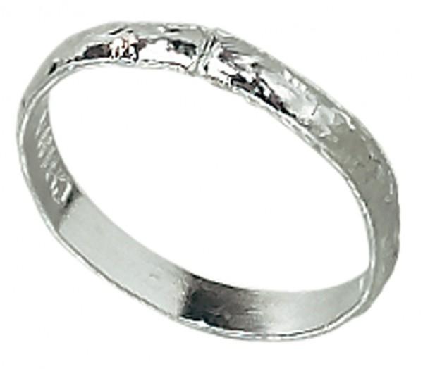 Tischdekoration Ehering Silber Just Married 288 Stück