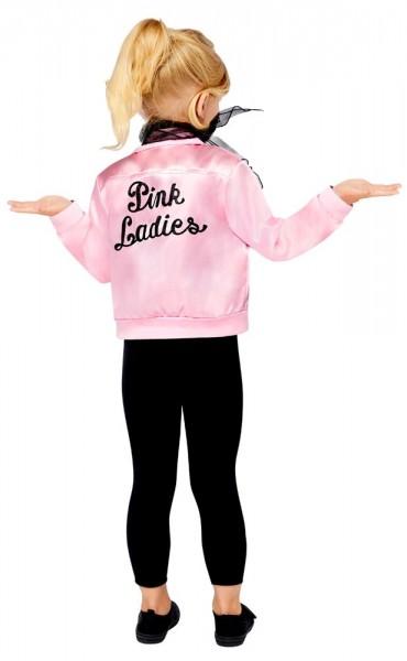 Grease Pink Lady Mädchen Kostüm