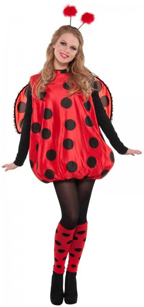 Darling Ladybird Costume Women's