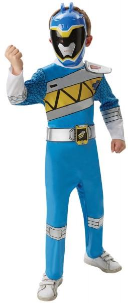 Blaues Power Ranger Kostüm Für Kinder