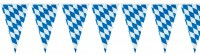 Bayrische Biergarten Wimpelkette