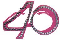 Diamantbrille zum 40.Geburtstag