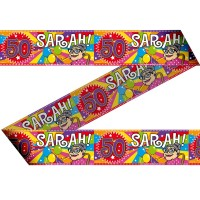 Sarah Party Absperrband 15m