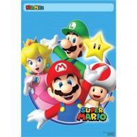 8 Super Mario Geschenktüten