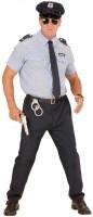 Polizei Herrenkostüm Kunibert