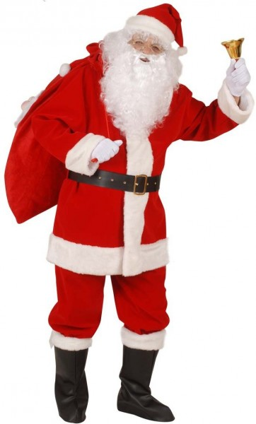 Santa Claus Premium Set 5 pieces