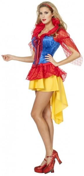 Märchenhaftes Zwergen Prinzessinen Kostüm