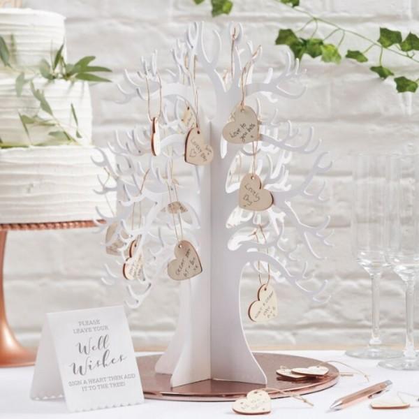 Märchenhochzeit Wunschbaum