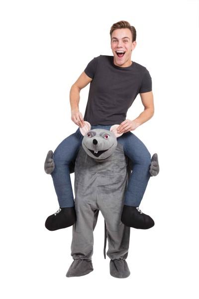 Little Rat Piggyback kostuum