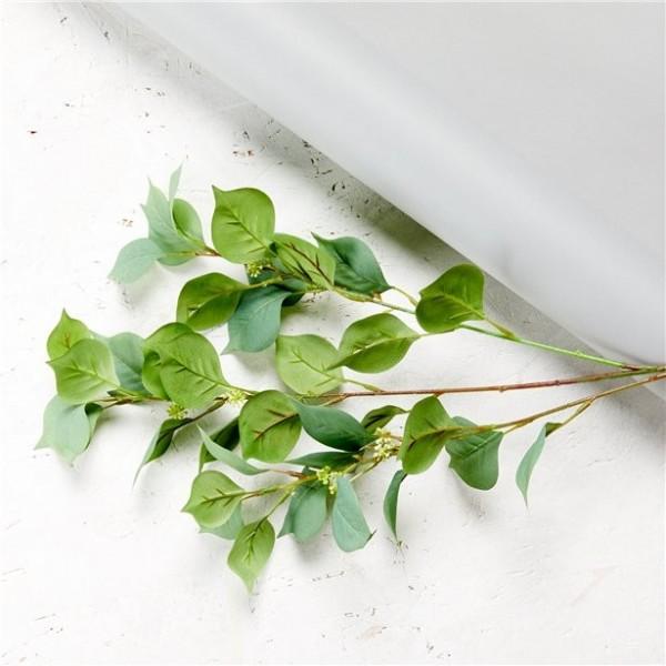 Eucalyptus decorative branch 60cm