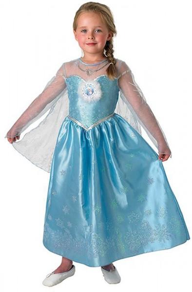 Prinzessin Lisa Kinderkleid Blau