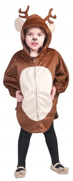 Disfraz infantil de reno Ralf