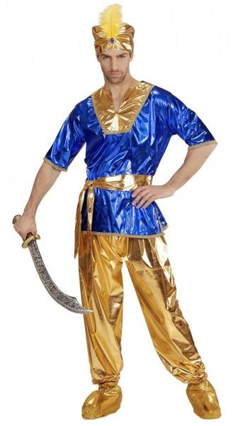 Orientalisches Sultan Kostüm für Herren