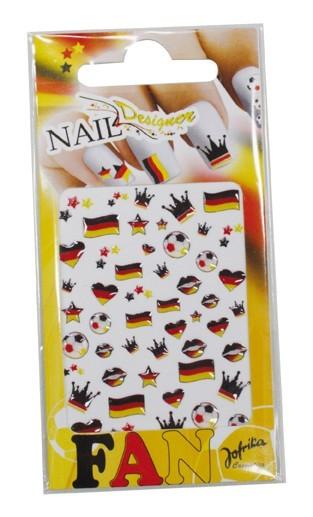 Nagel Sticker Deutschland 1