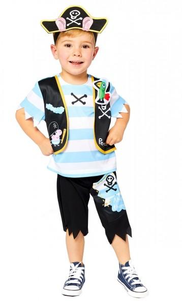 Peppa Pig Piraat Kinderkostuum