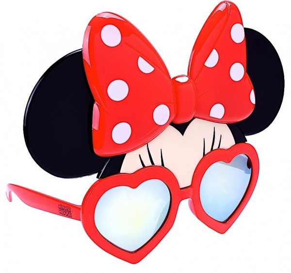 Witzige Disney Minnie Mouse Brille