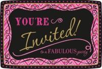 20 Fabulous Birthday Einladungskarten