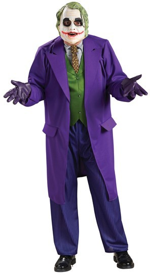 Costume d'Halloween Costume Joker Batman