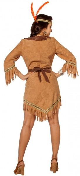 Squaw Indianerin Kostüm