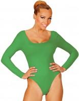 Body femme vert