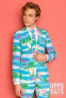 OppoSuits Anzug Teen Boys Flaminguy