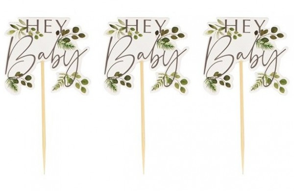 12 Hey Baby Party Picker 11,5 x 14 cm