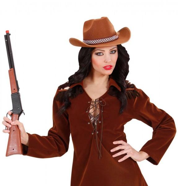 Pistolet zabawkowy Jack Western Cowboy