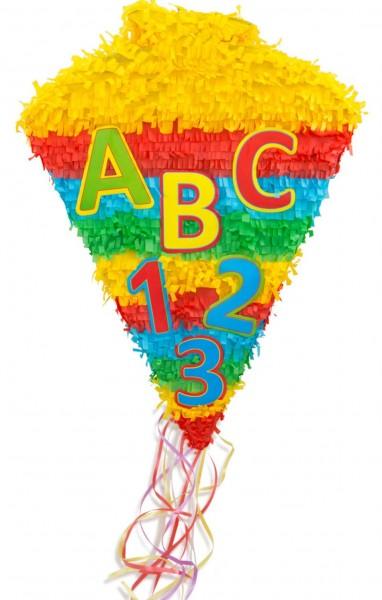 Piñata Vuelta al Cole 54 x 40cm