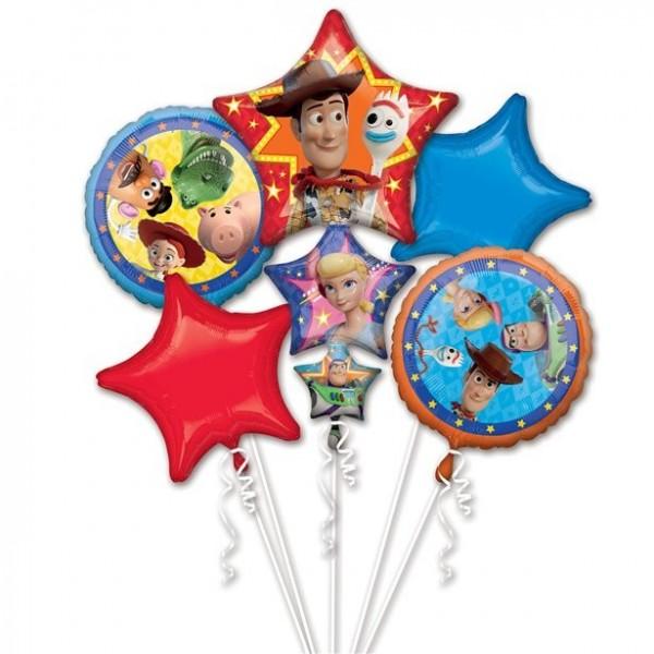 Toy Story 4 Folienballon Set 5-teilig