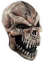 Horror Raubtier Totenschädel Maske