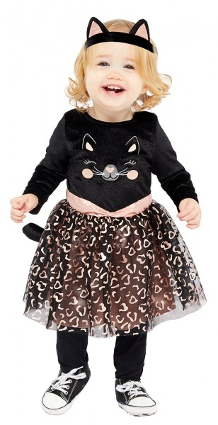 Cute Cat Costume for Toddlers